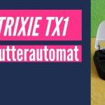 Futterautomat im Test: Trixie TX1