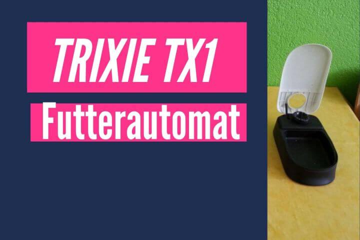 Trixie TX2 Fütterungsautomat