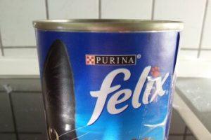 Katzenfutter-Test: Felix