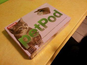 petPod eingepackt